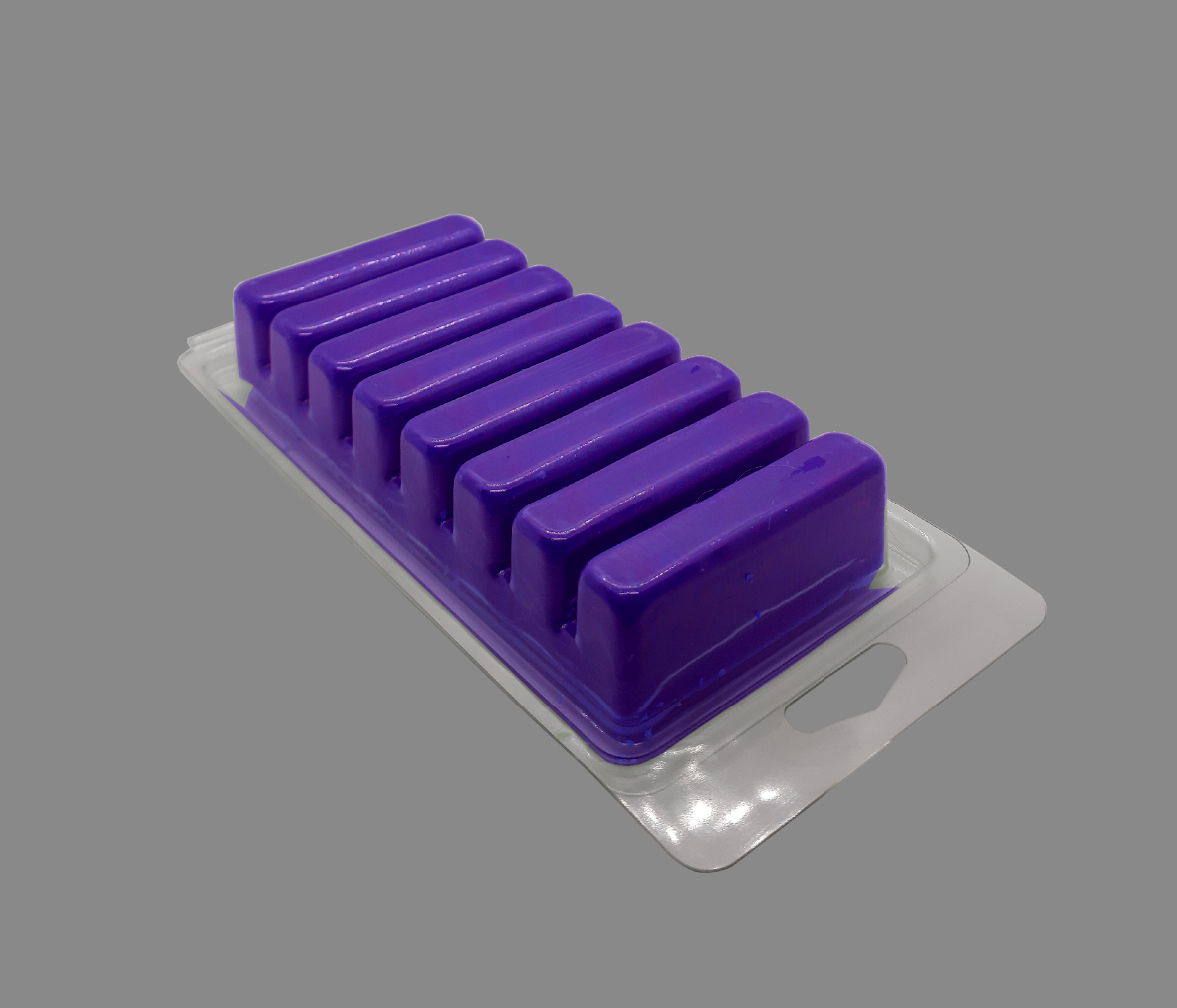 8 Cavity Snapbar Clamshells