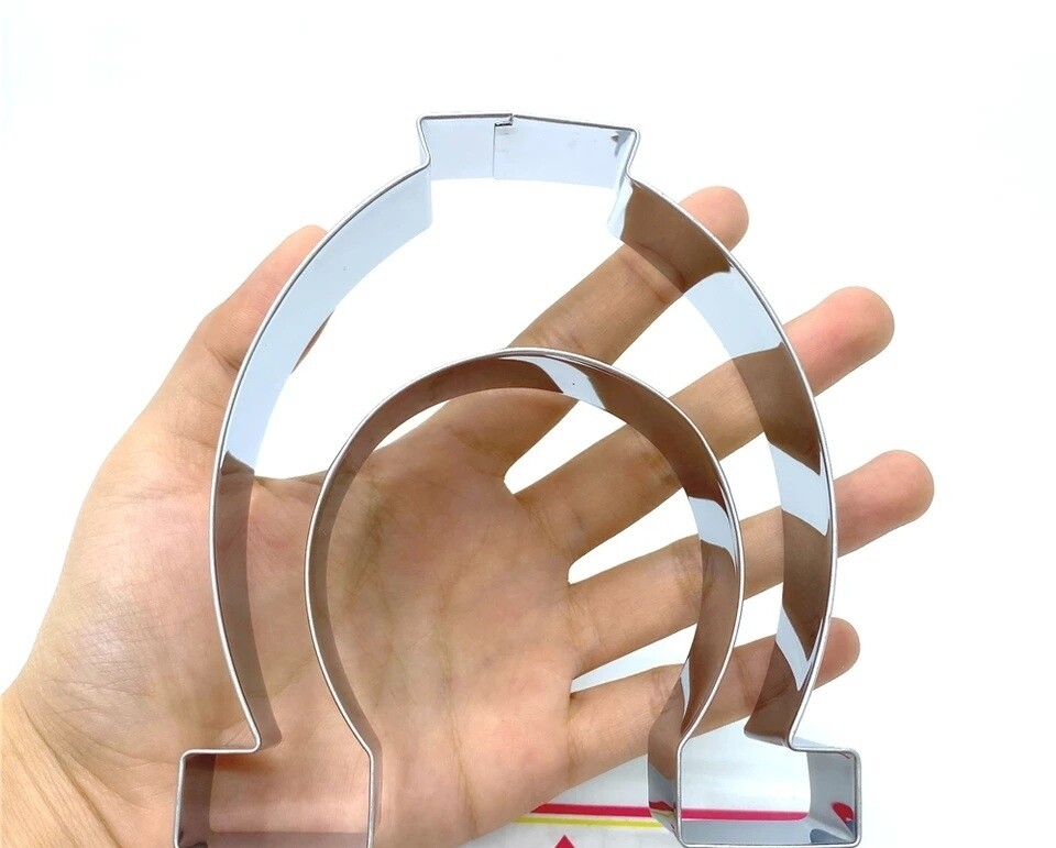 Horseshoe Cookie Cutters Mold