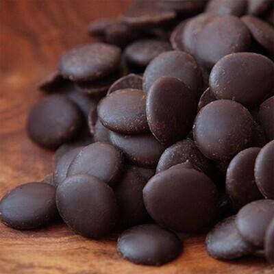Cocoa Butter Wafers Dark Organic