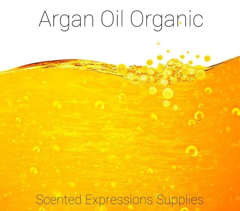 Argan Oil Organic Gallon