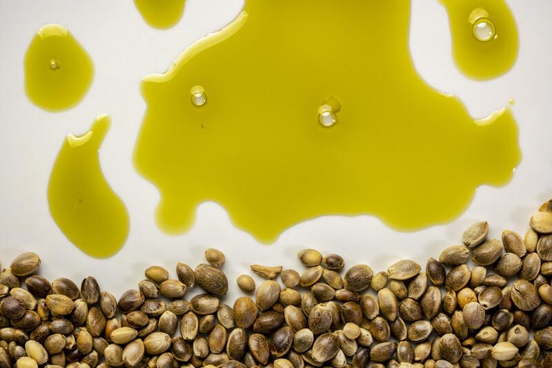 Hemp Seed Oil Unrefined Organic