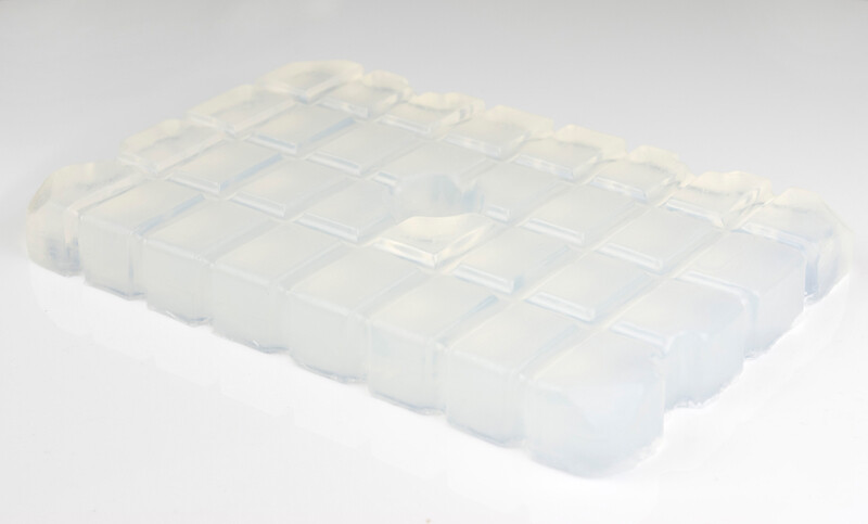 Clear Melt and Pour Detergent Free