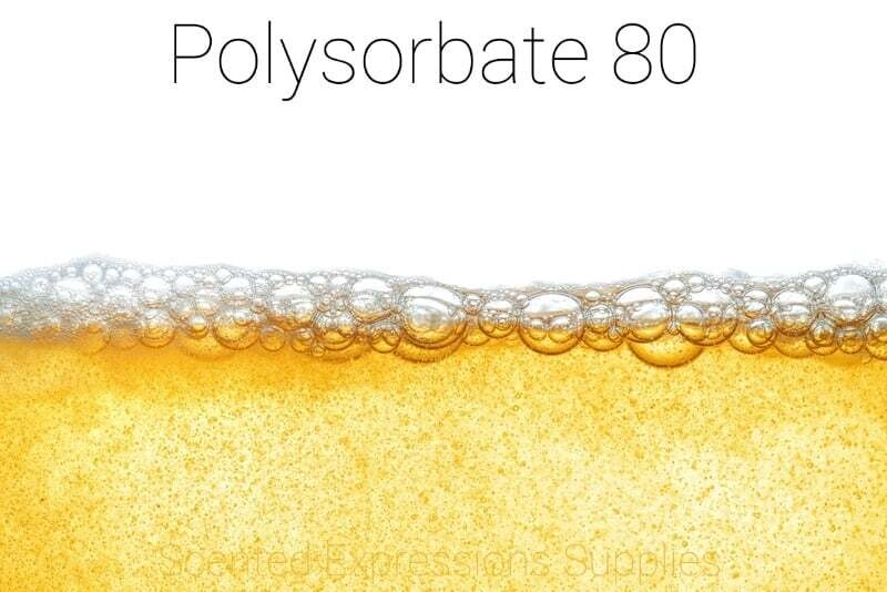 Polysorbate 80- USP/NF