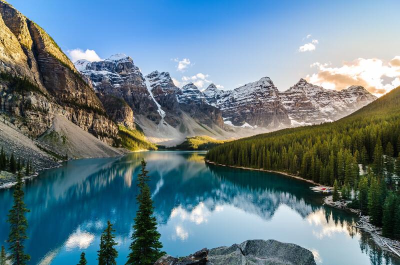 Mountain Lake Fragrance
