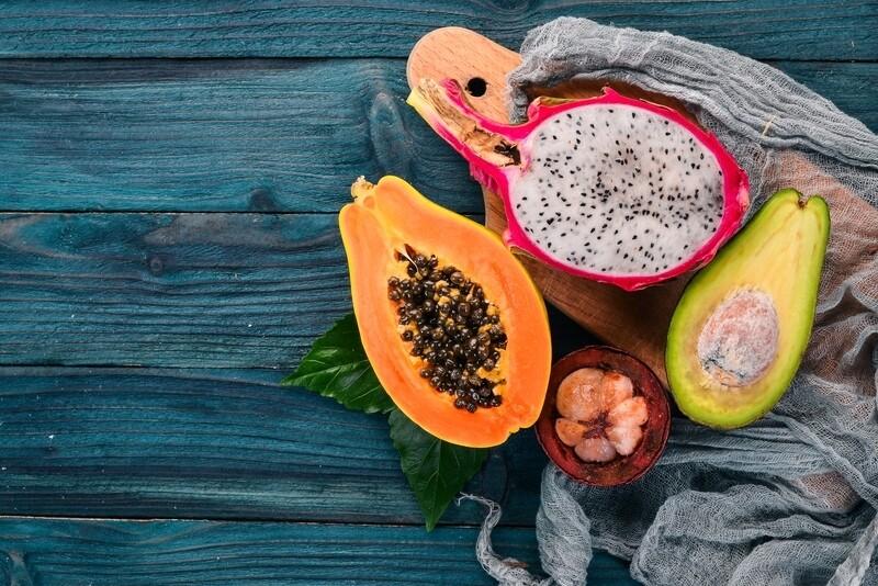 Papaya & Mangosteen Fragrance