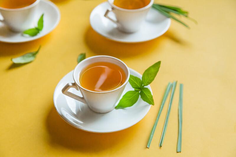 Green Tea & Lemongrass CS Type Fragrance