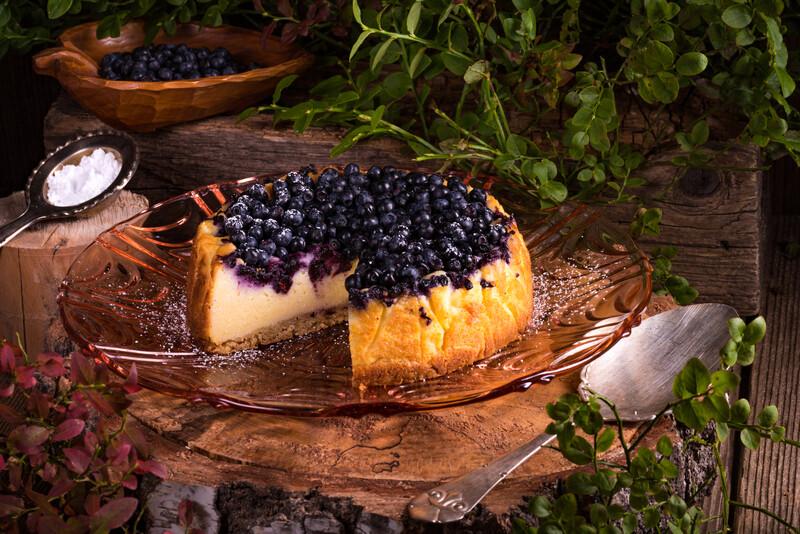 Blueberry Pumpkin Cheesecake Flavoring Sweetened