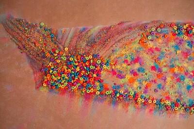 Body Glitter Gel Base