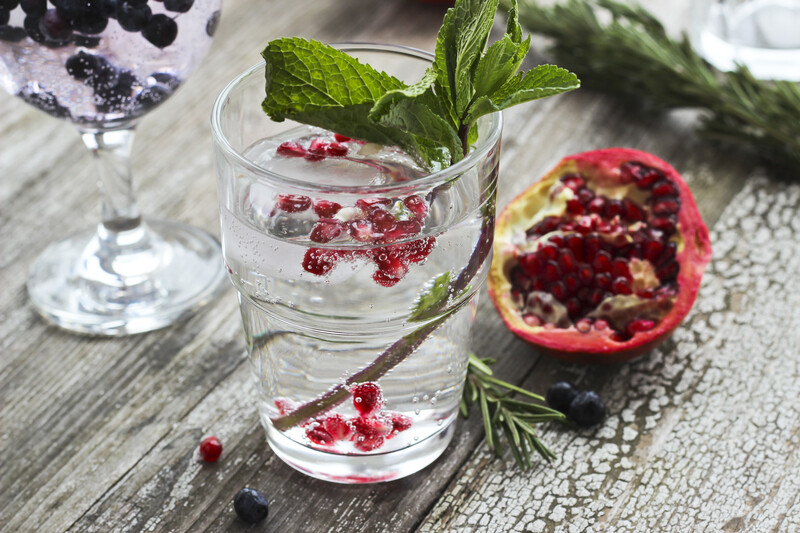 Cherry Pomegranate Flavoring (Unsweetened)