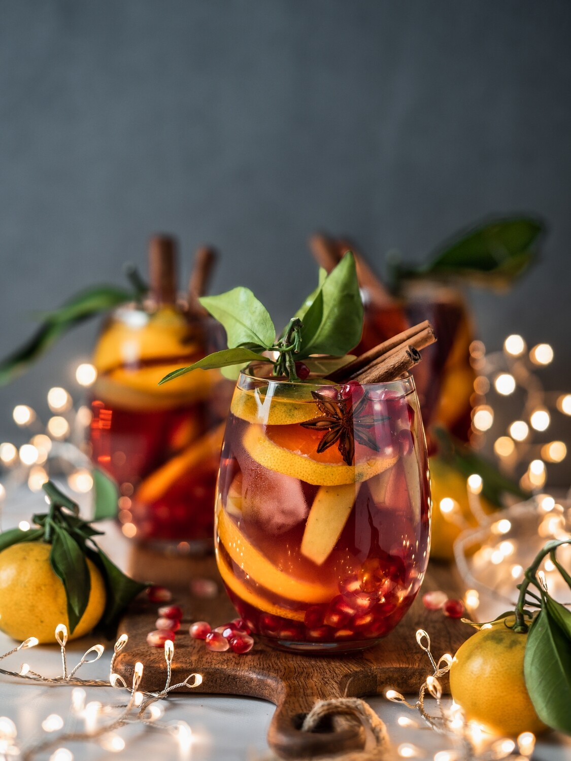 Sangria Flavoring (Unsweetened)