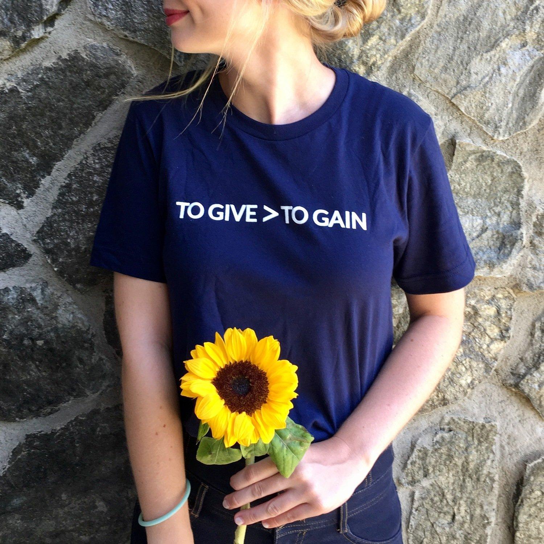 GIVE > GAIN T-Shirt