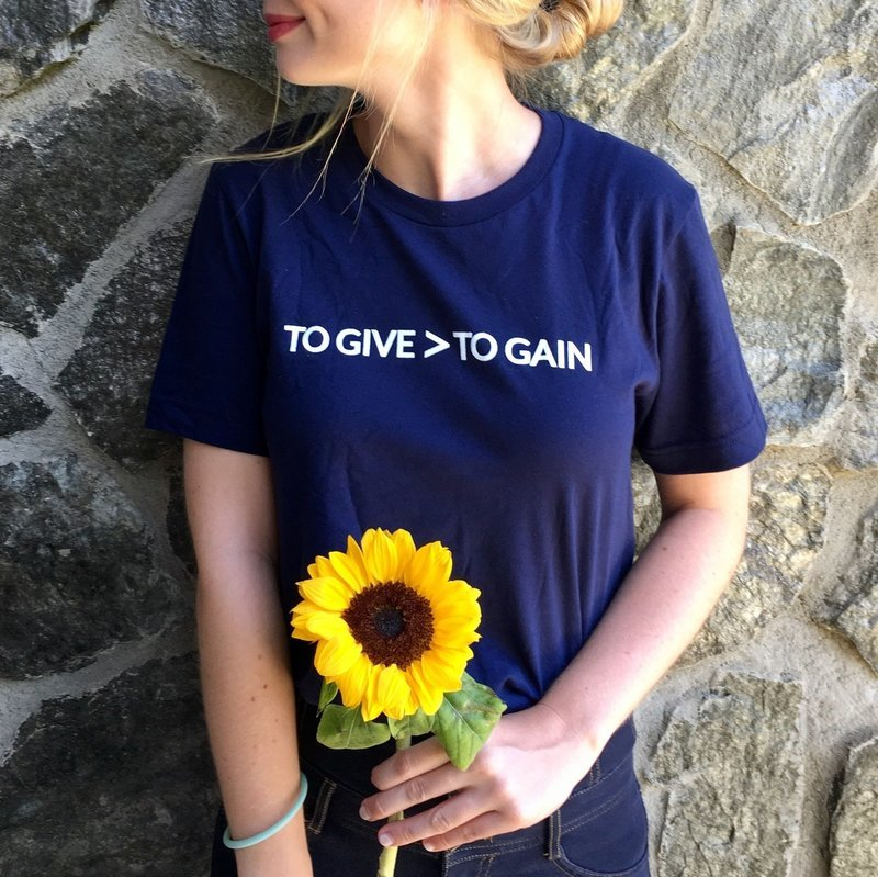 GIVE > GAIN T-Shirt