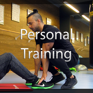 Live Personal Training