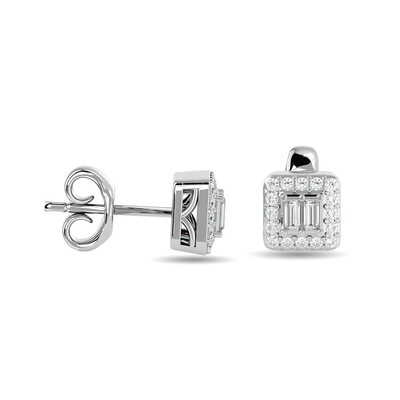 0.25Ctw Diamond Earrings 10KW