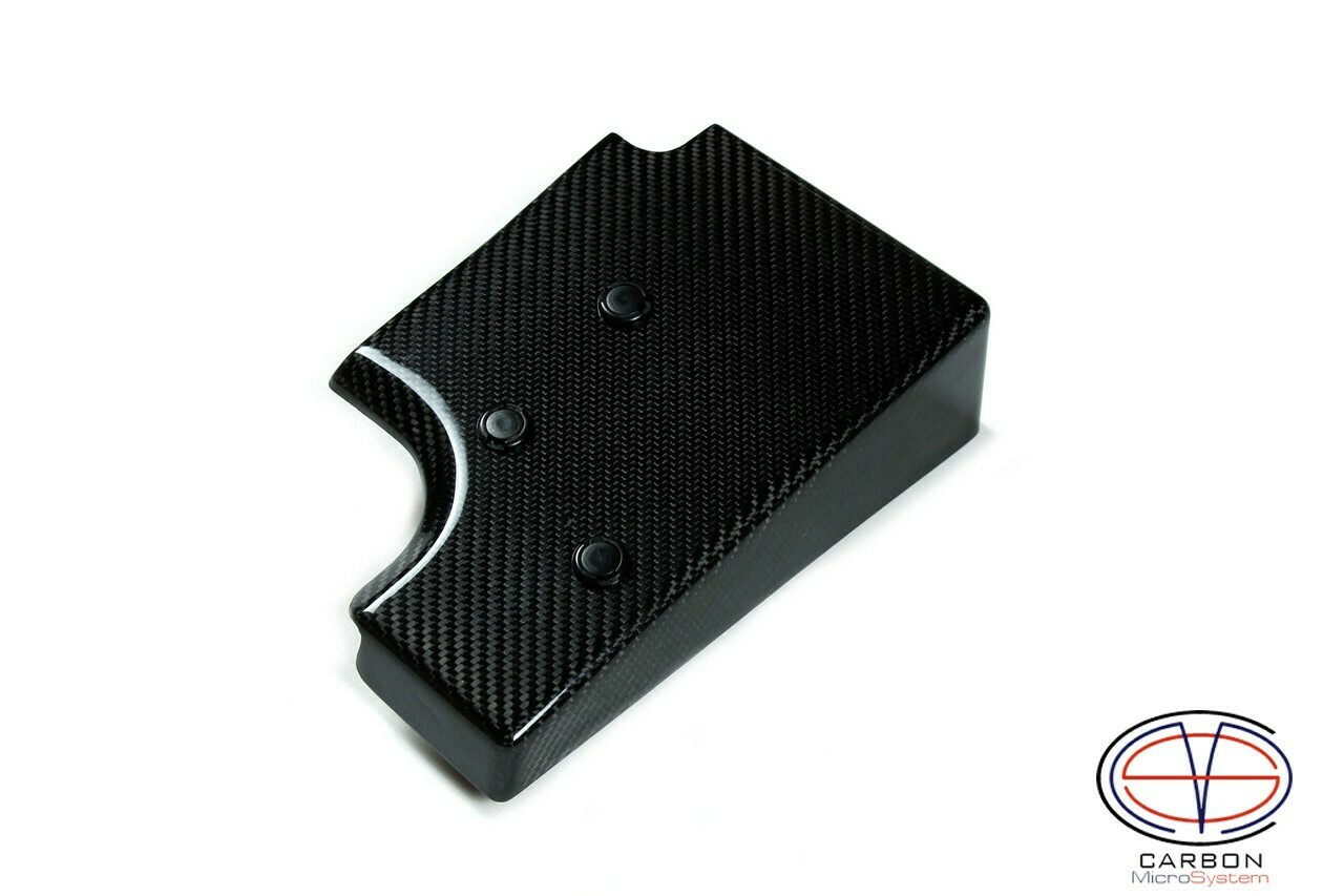 Cover for ABS block from Carbon Fiber for TOYOTA Celica ST182, ST183, ST185 GT4