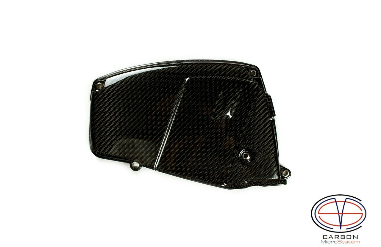 Timing belt cover from Carbon Fiber for 3S-GE - 3S-GTE engine (Gen3)