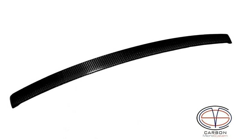 Bonnet spoiler from Carbon Fiber for TOYOTA Celica ST 182, ST 183, ST 185 GT4