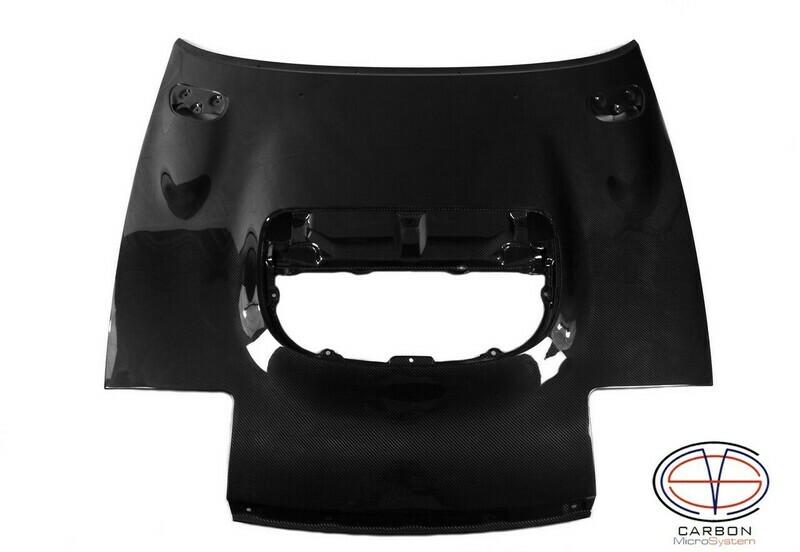 Hood CS from Carbon Fiber for TOYOTA Celica  St18