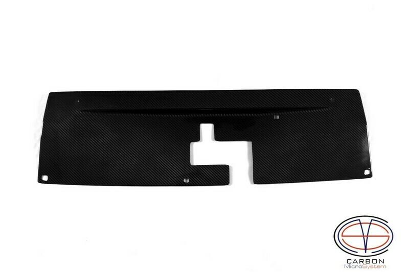 Radiator cooling panel from Carbon Fiber for TOYOTA Celica  ST 162, ST 165 GT4