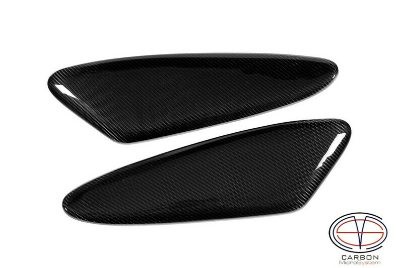 Door panel insert  from Carbon Fiber for TOYOTA Celica  T23