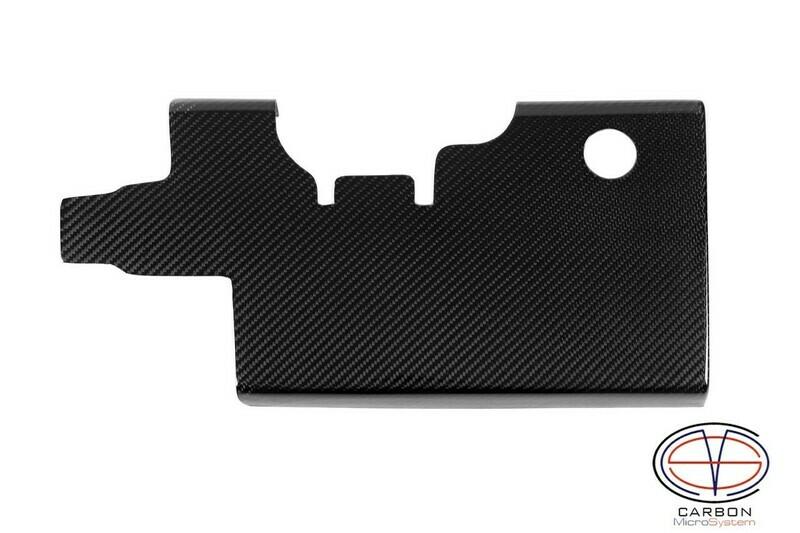 Spark plug cover from Carbon Fiber for 3S-GE - 3S-GTE engine Gen3 (for center intake manifold)