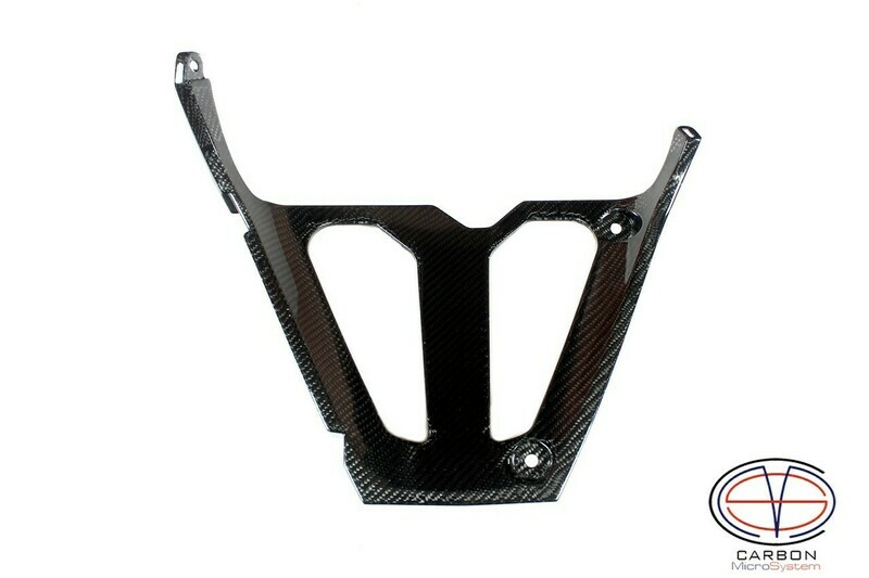 Under cowling from Carbon Fiber Suzuki GSX-R600 GSX-R750