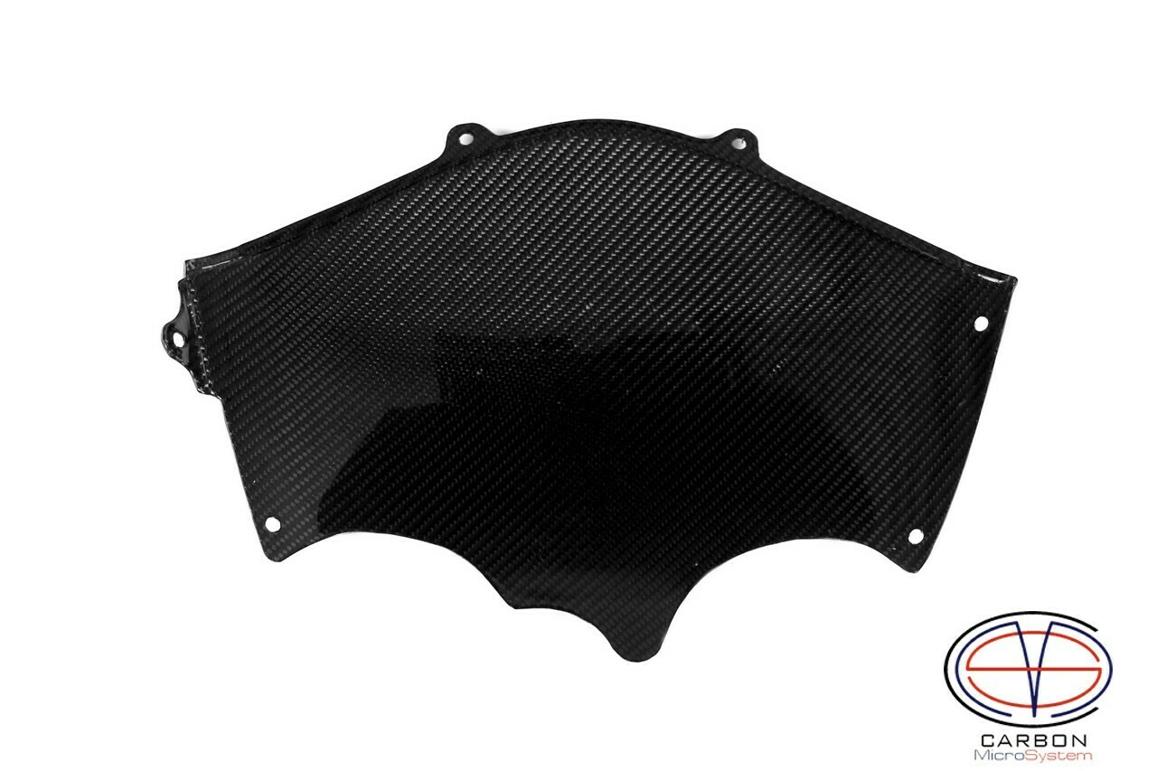 Panel under the headlight from Carbon Fiber Suzuki GSX-R600 GSX-R750