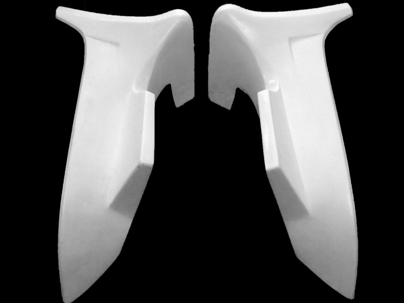 Rear molding for TOYOTA Levin/Trueno AE110-AE111