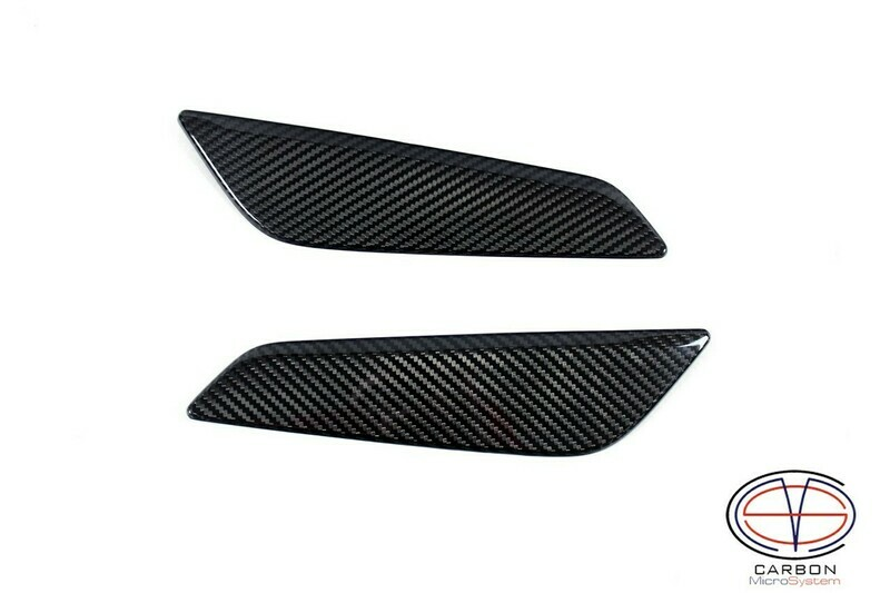 Side Vent Cover from Carbon fiber  for BMW 5 G30