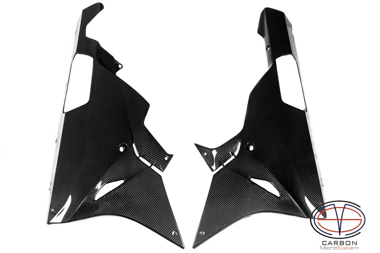 Bellypan from Carbon Fiber BMW S1000RR
