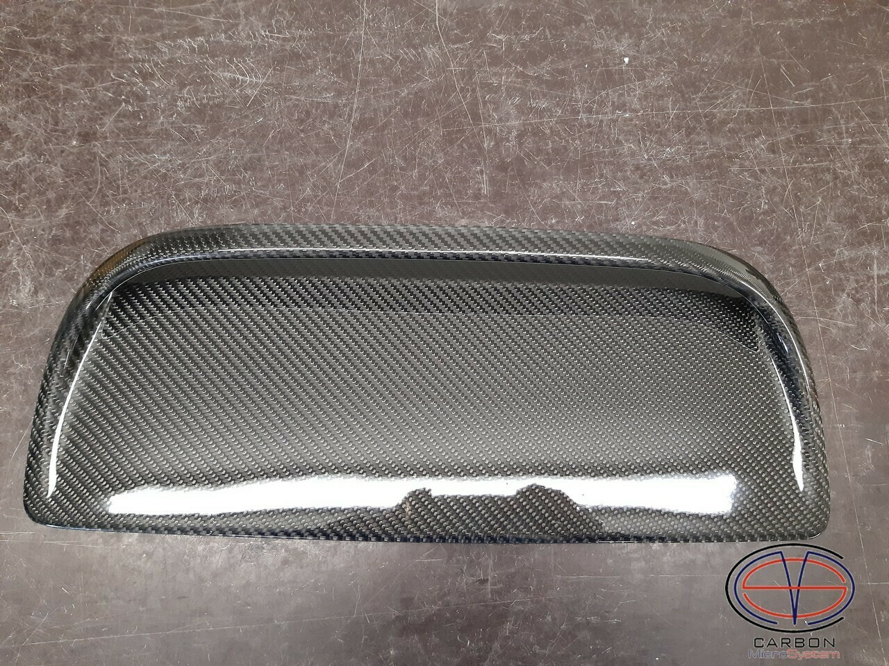 Manufacturing defect - NO RETURN - Hood Scoop from Carbon Fiber for TOYOTA Celica  ST185 GT4