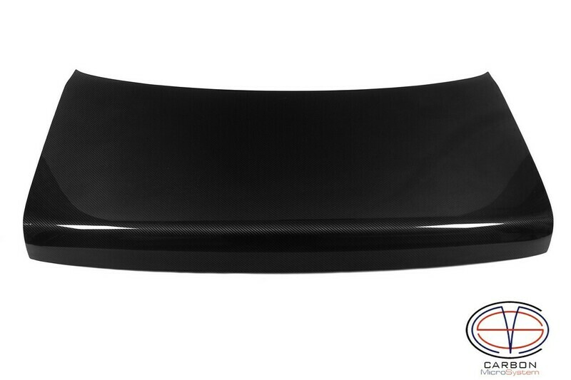 Rear Trunk from Carbon Fiber for TOYOTA Levin AE101