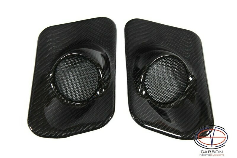 Rear Speaker Covers for Toyota Celica ST182, ST183, ST185, CS, RC