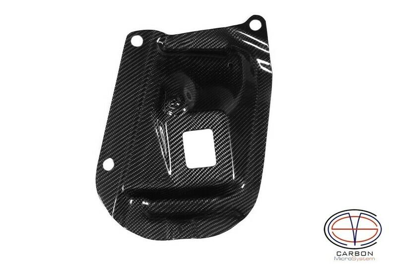 Carbon Fiber Bonnet Rain guard (little) for TOYOTA Celica ST205