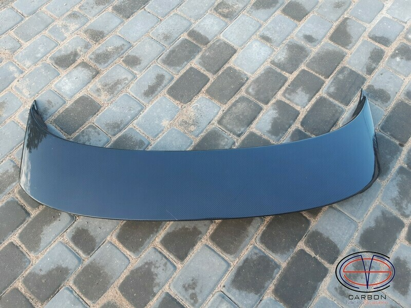 Manufacturing defect - NO RETURN - Rear spoiler from Carbon Fiber for TOYOTA Celica  ST182, ST185 GT4