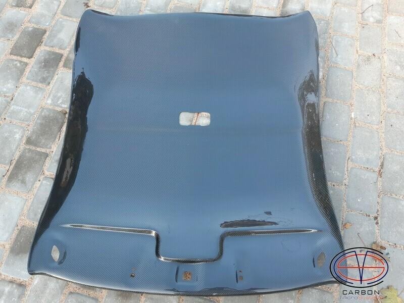 Manufacturing defect - NO RETURN - Headliner from Carbon Fiber for TOYOTA Celica  St18