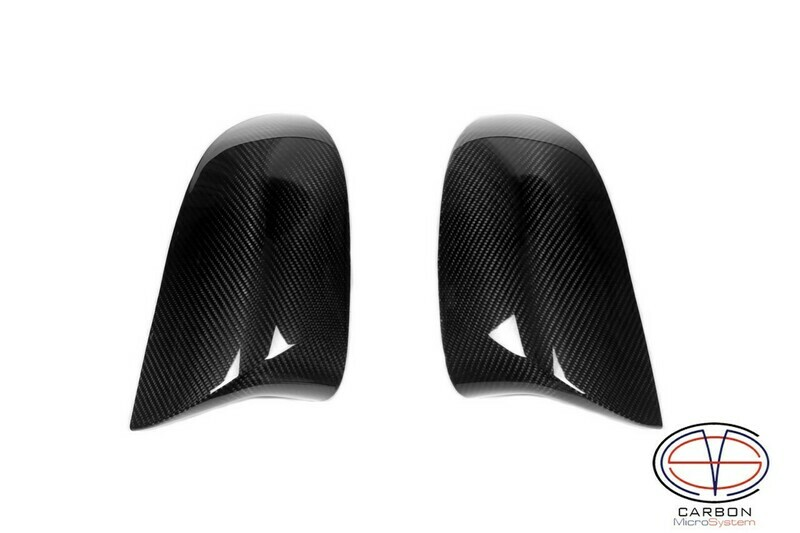 Mirror covers from Carbon Fiber for BMW X5 F15