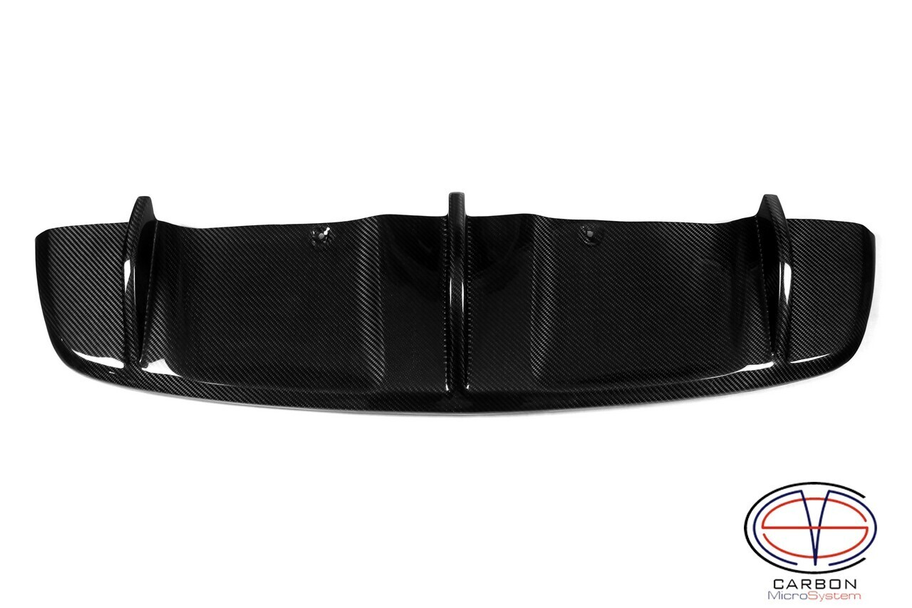Rear diffuser from Carbon fiber  for BMW X6 E71