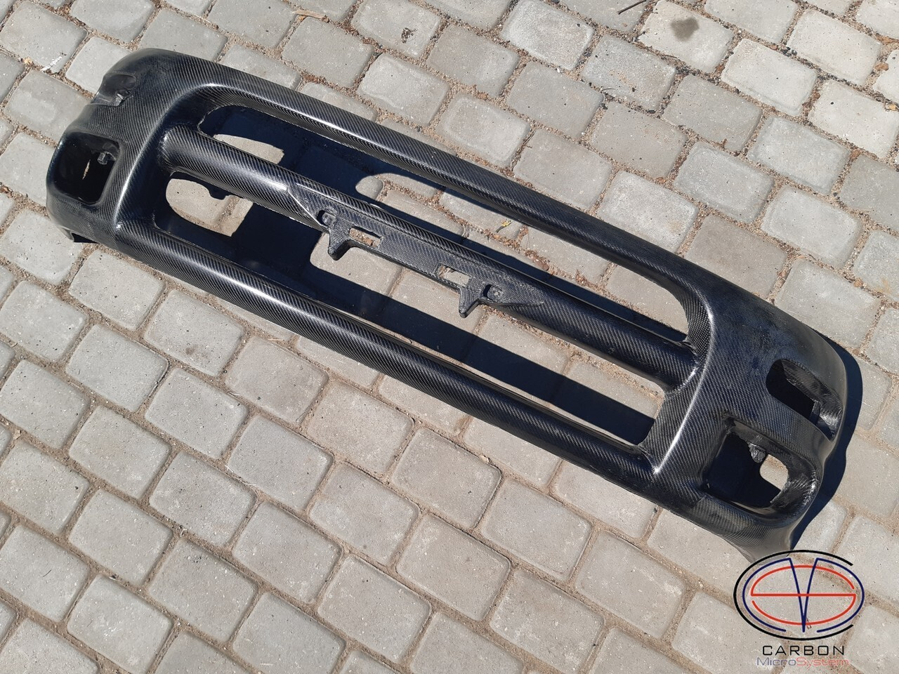 Manufacturing defect - NO RETURN - Front Bumper for Toyota Celica ST18 from Carbon Fiber