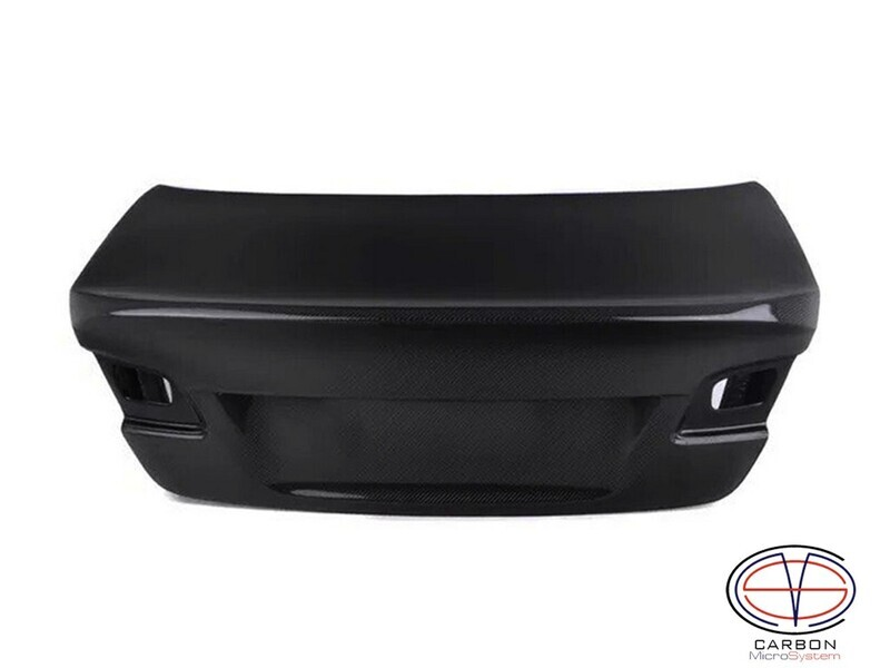 Rear Trunk for BMW 3 E92 Coupe from Carbon Fiber