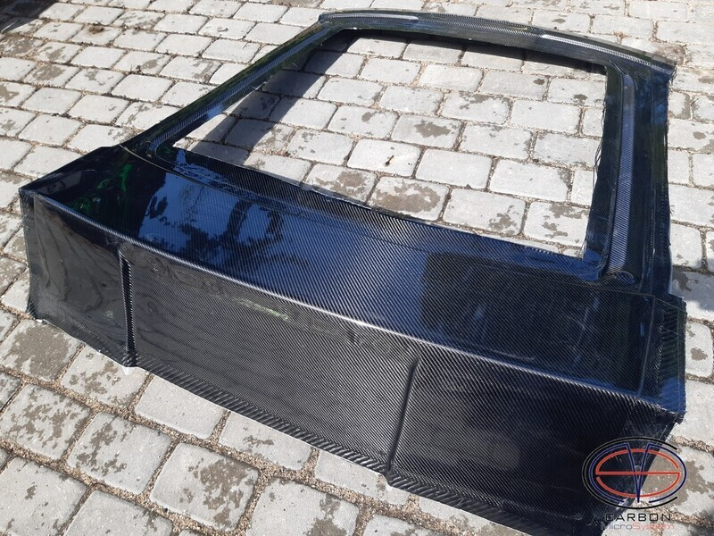 Rear Hatch from Carbon Fiber for TOYOTA Celica  t23