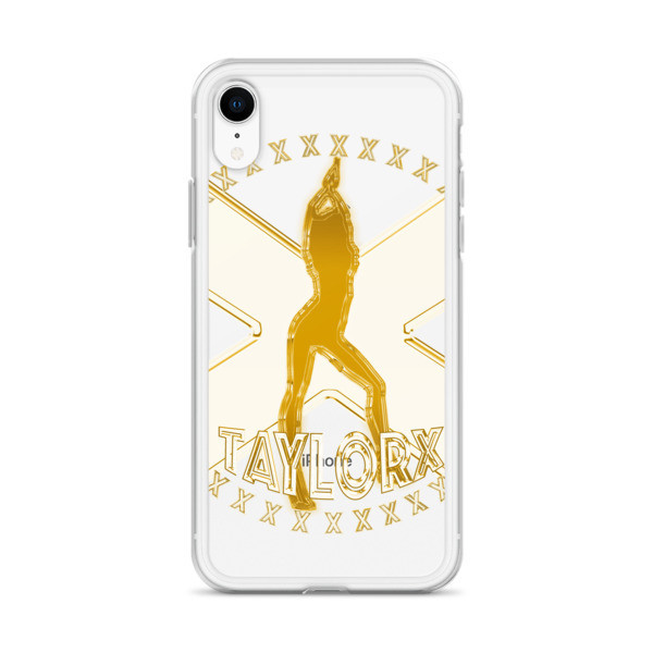 Taylor X Badge iPhone Case