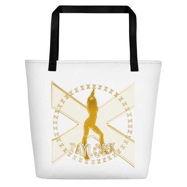 Taylor X Gold Beach Bag