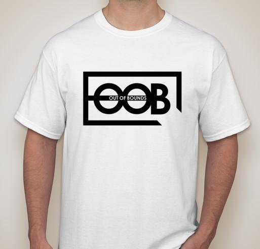 OOB - bílý tričko