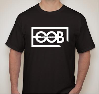 OOB - černý tričko
