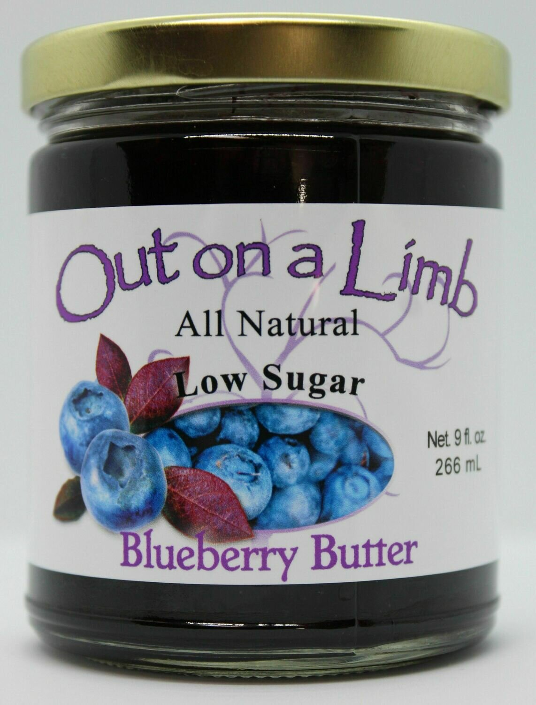 Wild BLUEBERRY BUTTER (BU9)