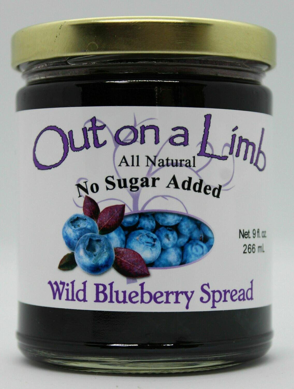 WILD BLUEBERRY SPREAD (BSN9)