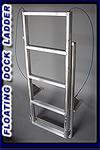 4 Step Floating Dock Lift Ladder