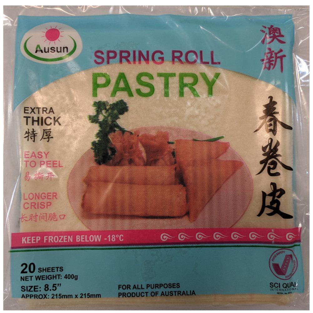 "Pastry 8.5"" 40/ctn Ausun"