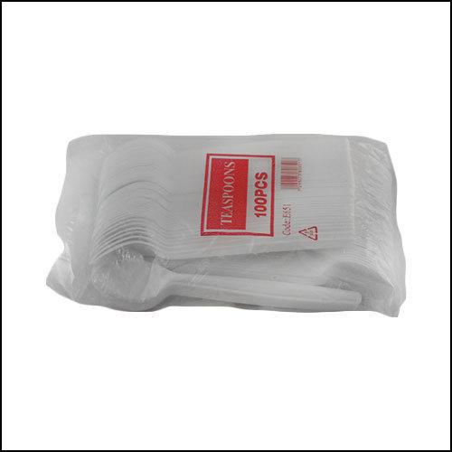 Plastic Teaspoon 1000/ctn